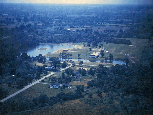 chestnut ridge campground back in 1960